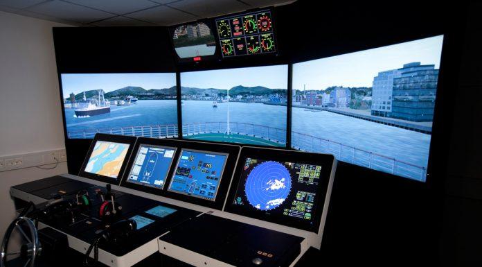 ship bridge simulation systems