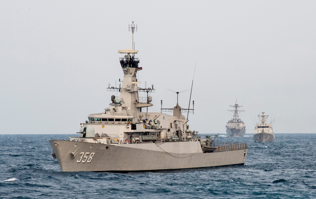 'Bong Tomo' class of vessels