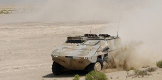 Combat Reconnaissance Vehicle