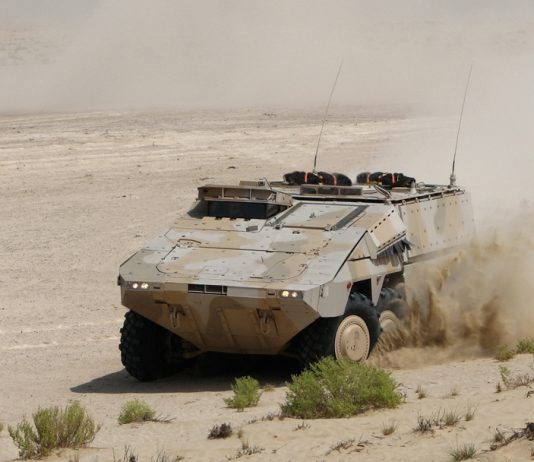Combat Reconnaissance Vehicle