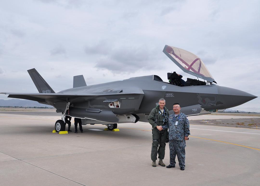 F-35A fleet