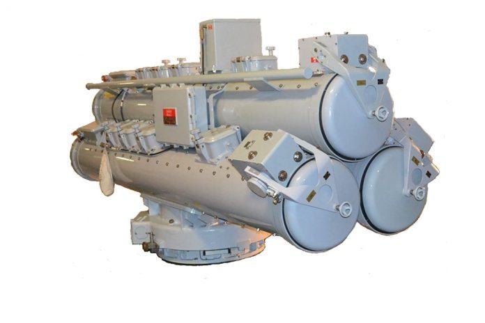 Torpedo-Launcher-System