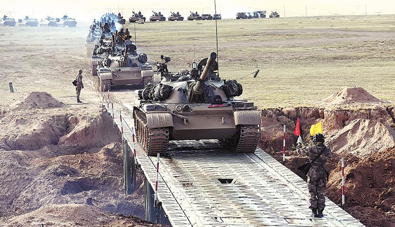 T-59 MBT