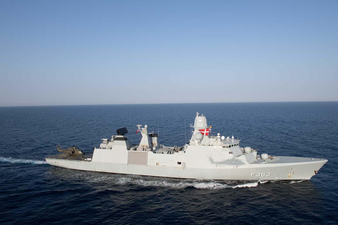 HDMS Niels Juel