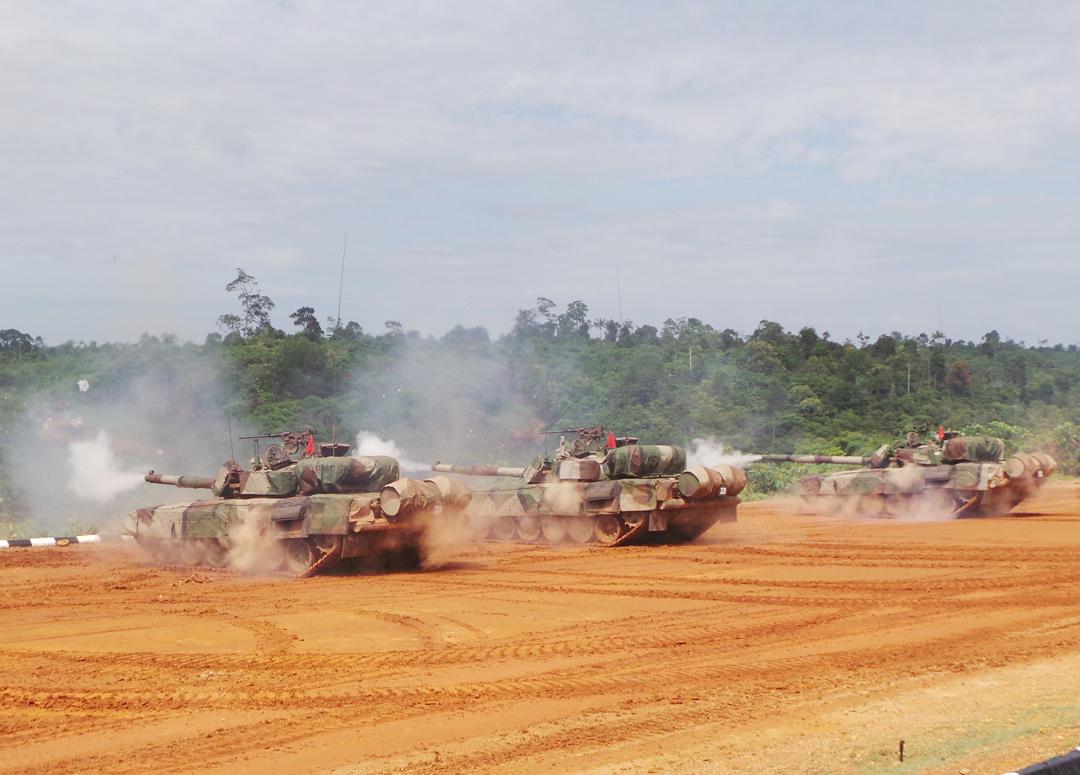 PT-91M fleet