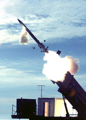 Lockheed Martin's PAC-3 weapon
