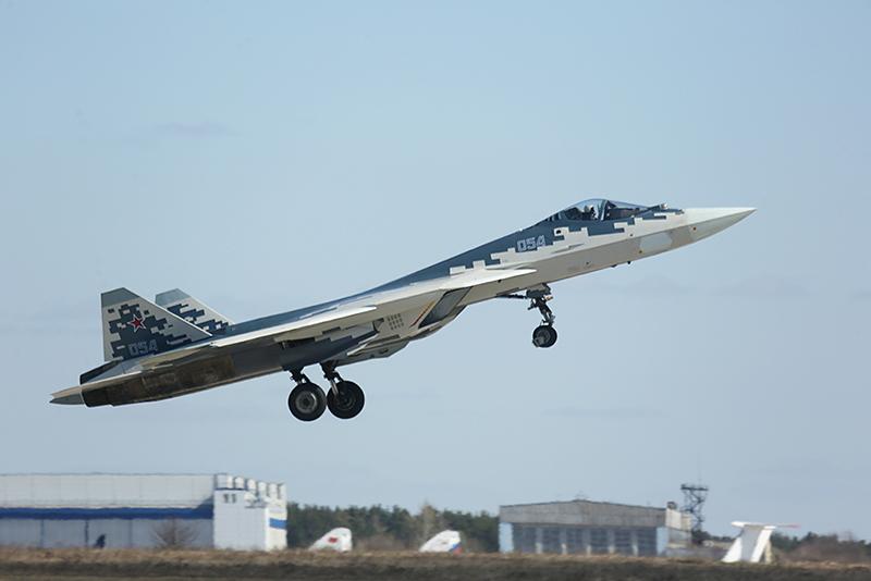 Su-57-UAC