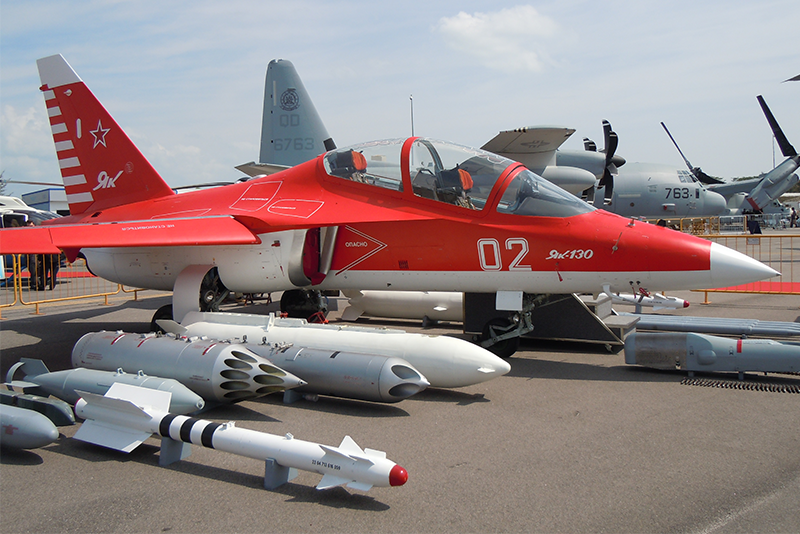Yak-130-weapons