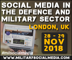 8th Annual Social Media in the Defence & Military Sector
