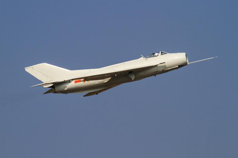 Shenyang J-6