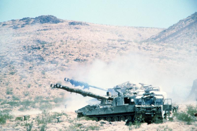 artillery PGM
