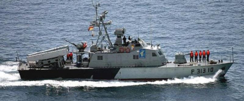 Iranian-Missile-Boat