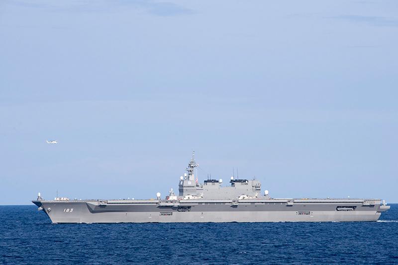 Izumo-US-Navy