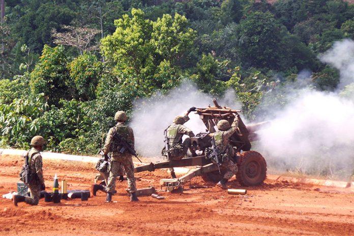 Malaysian-Army