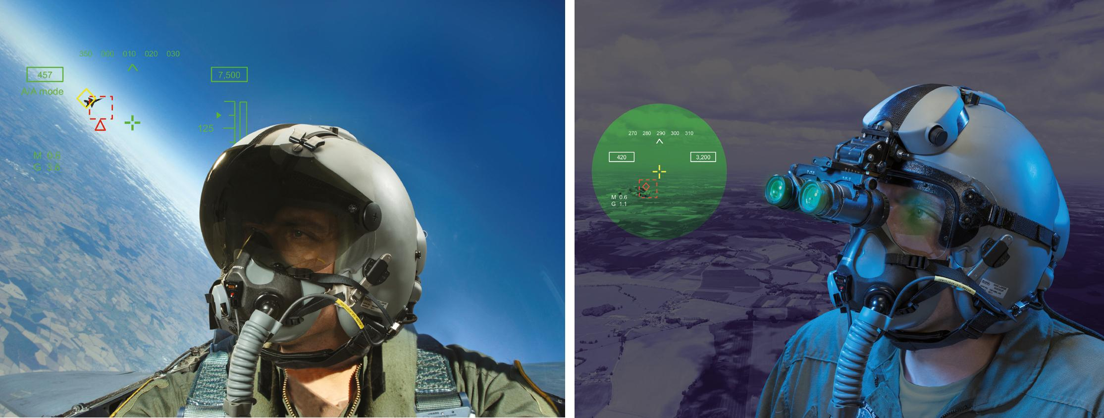 The Joint Helmet Mounted Cueing System II