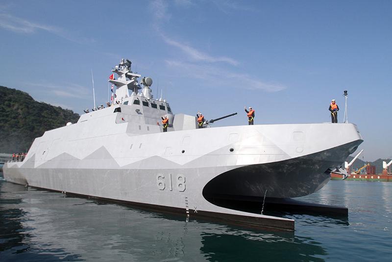 Tuo-jiang-corvette