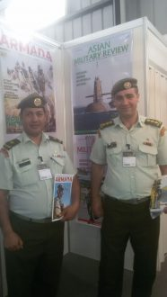 Dr. Gassan Al-Swaiti & Dr. Waddah Khalid /Defence Attache