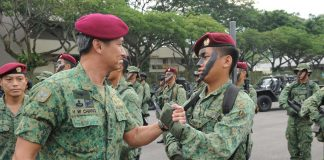 Singapore Special Operations Task Group