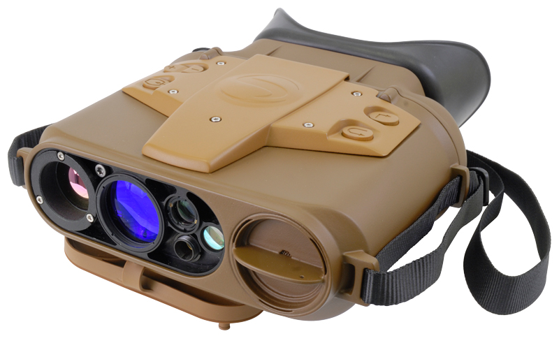 Safran's JIM Compact observation and targeting device