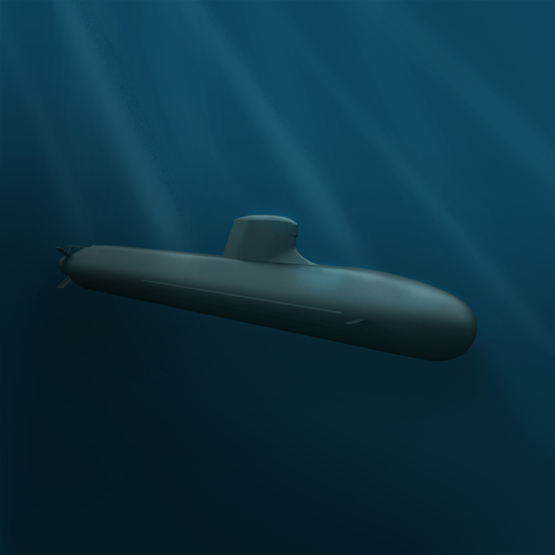 'Barracuda' class SSN