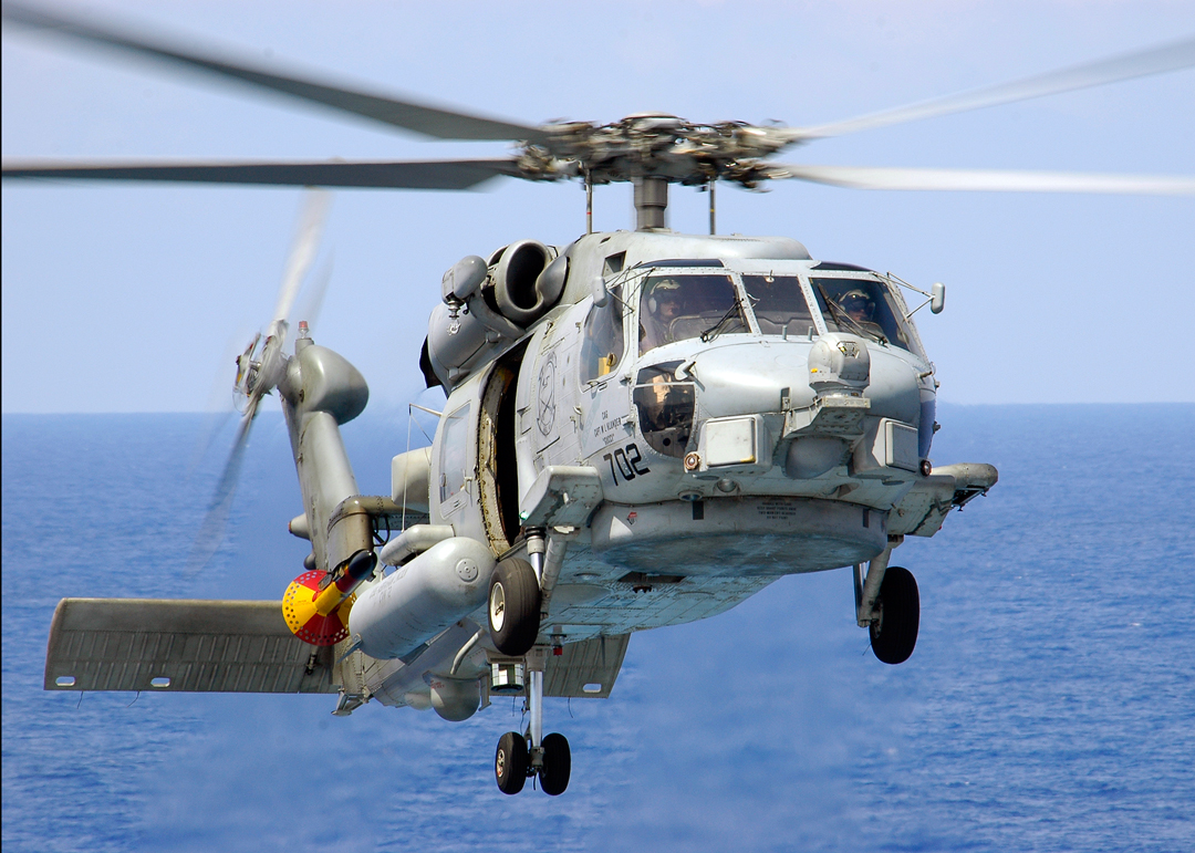 Sikorsky's S-60 Sea Hawk family