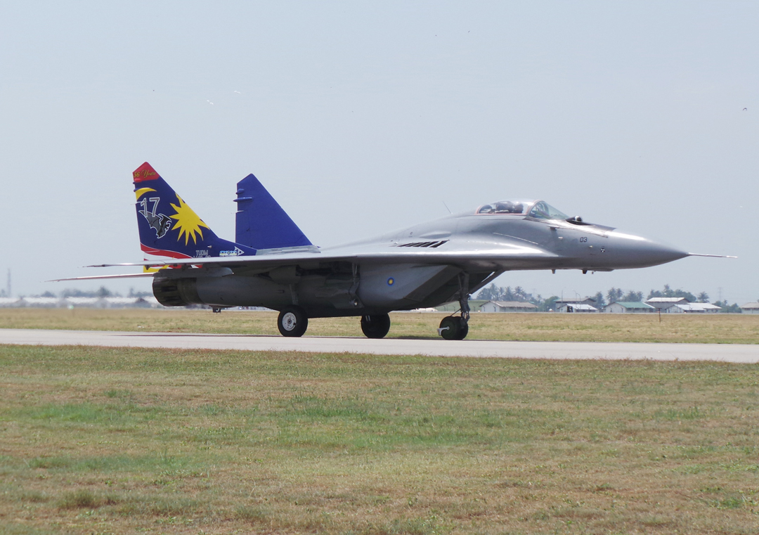 The Royal Malaysian Air Force MiG-29N/UB fleet