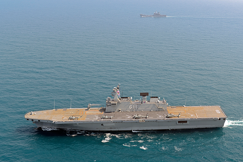 Dokdo-US-Navy