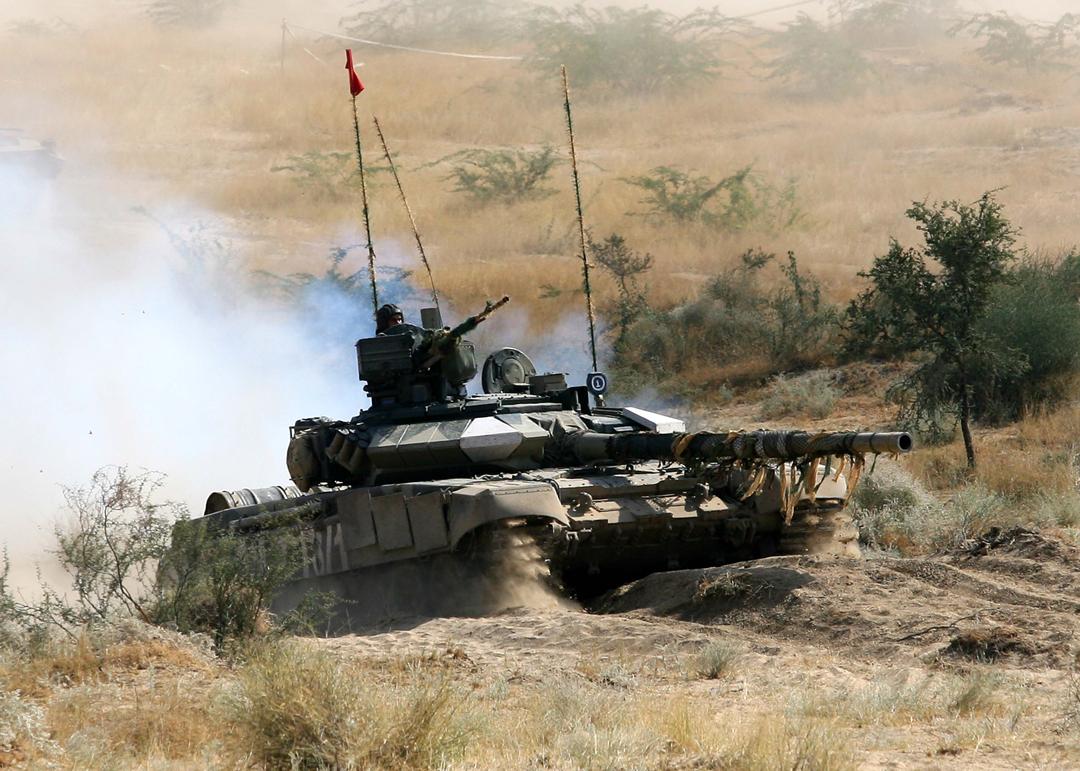Uralvagonzavod T-90S/M MBT
