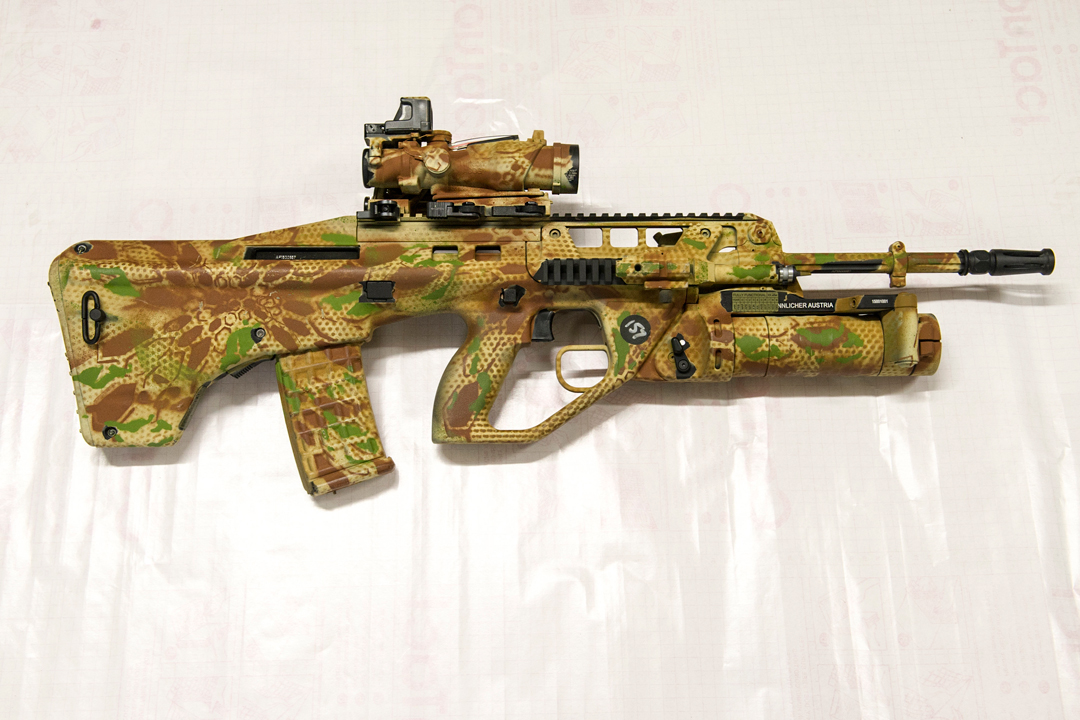 F88 rifle