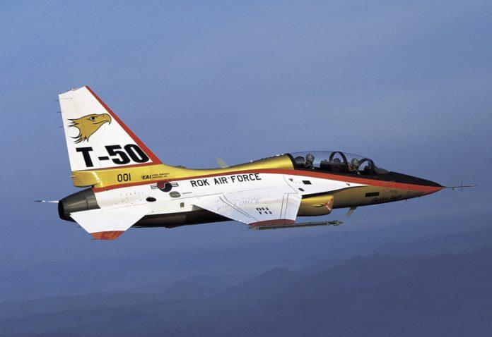 KAI-T-50