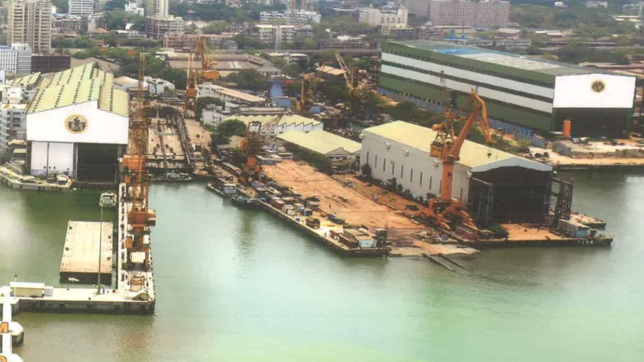 Mazagon Docks