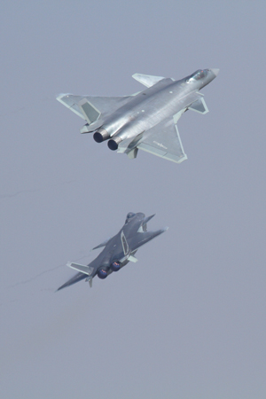 PLAAF-J-20As