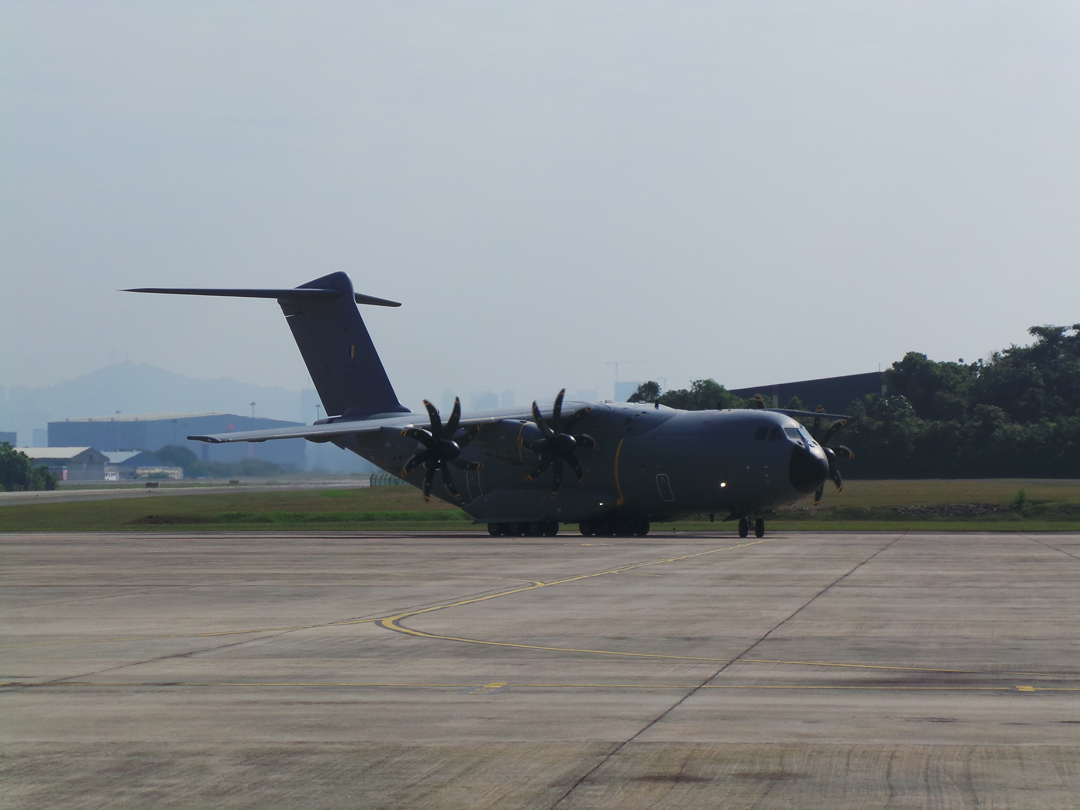 Royal Malaysian Air Force A400M