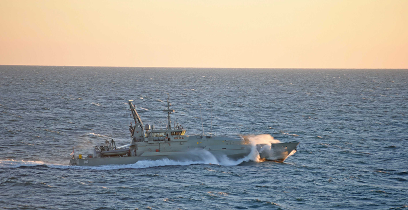 The Royal Australian Navy's Sea-1180