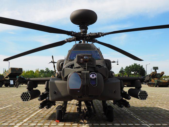Boeing AH-64E Apache Guardians