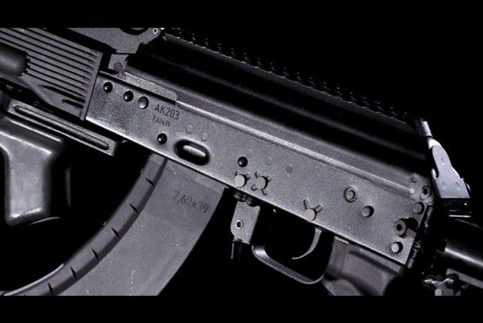 AK203