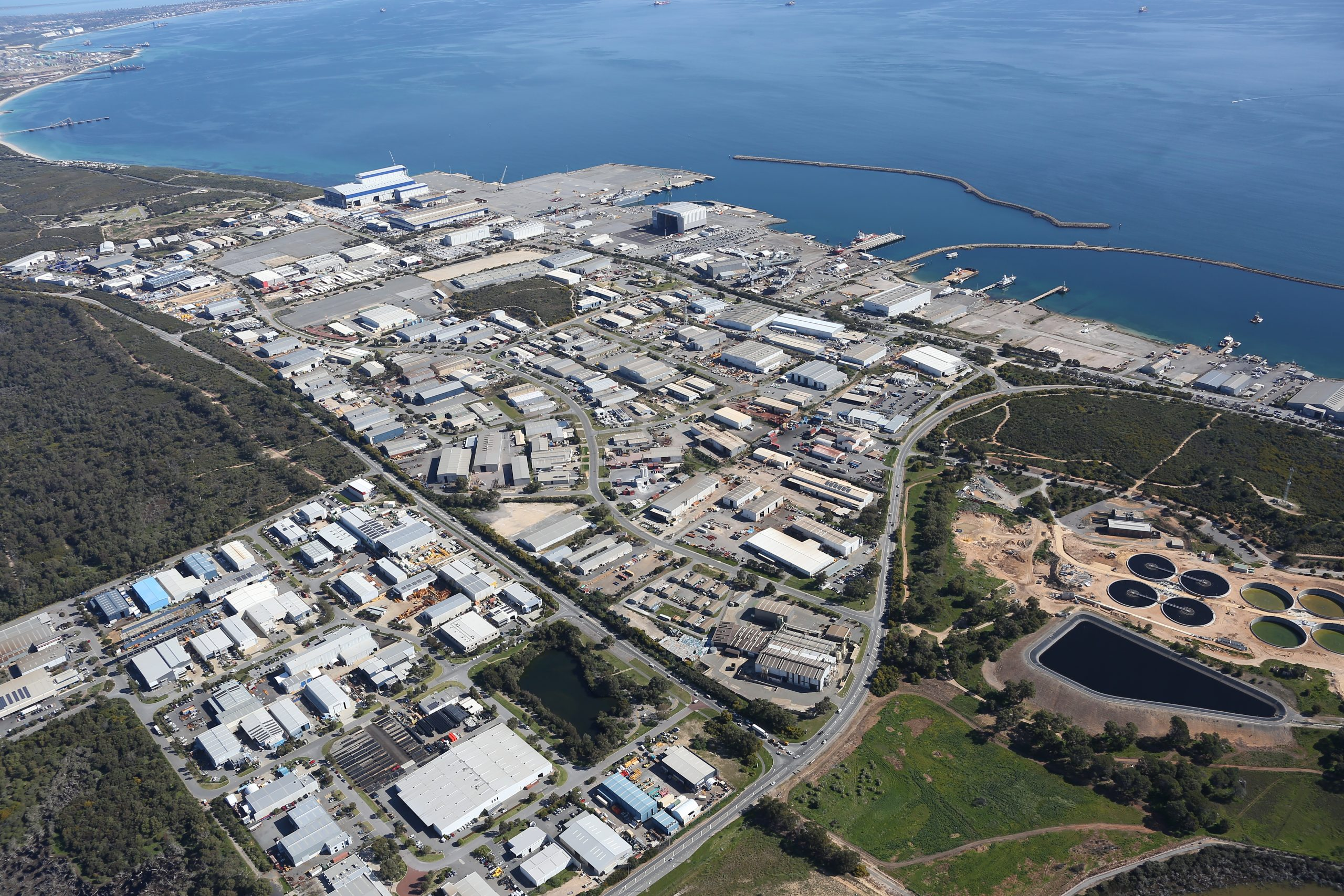 The Australian Marine Complex at Henderson