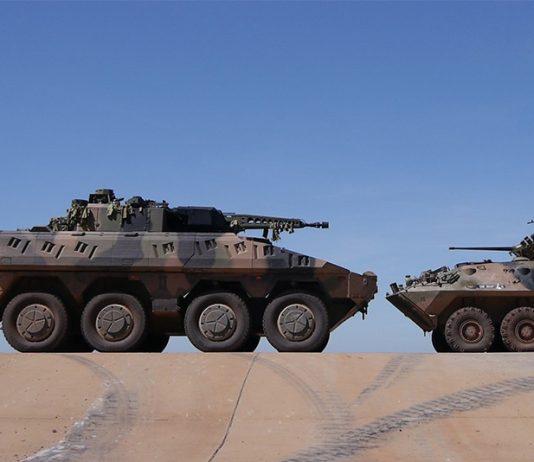 Rheinmetall Boxer CRV