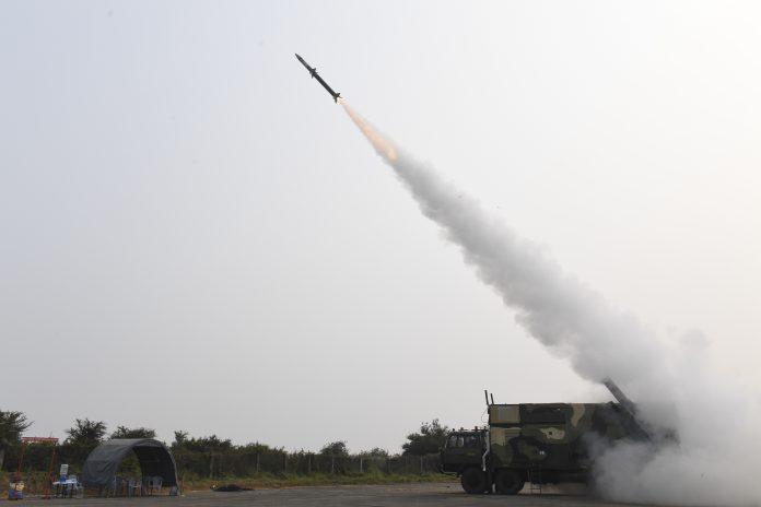 Akash-NG test firing - PIB