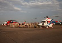 Ansat-Helicopters