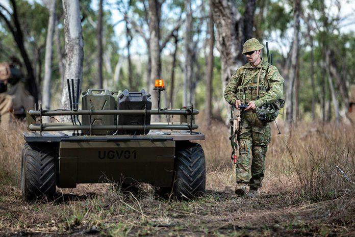 Australian-MAPS-Mule-UGVs