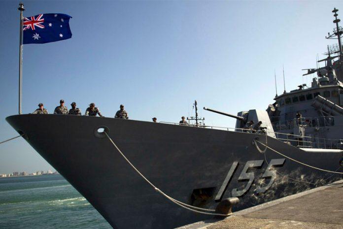 Australian-Navy