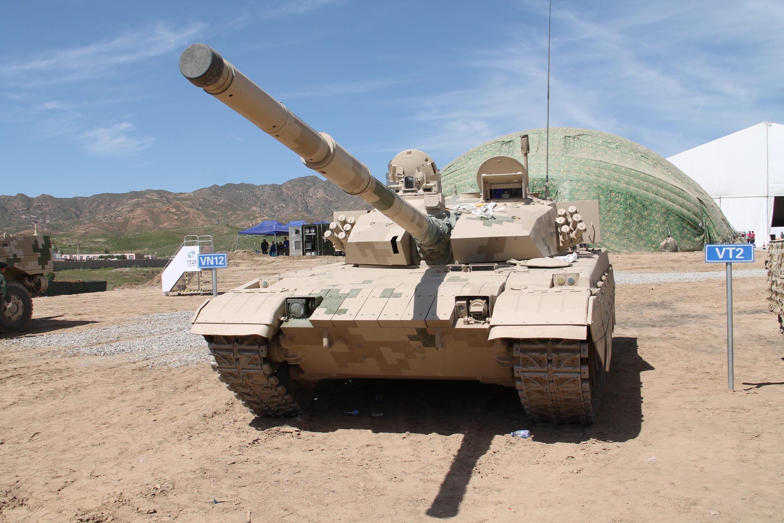 Norinco VT2 MBT