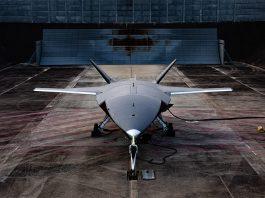 Boeing ATS Engine Test
