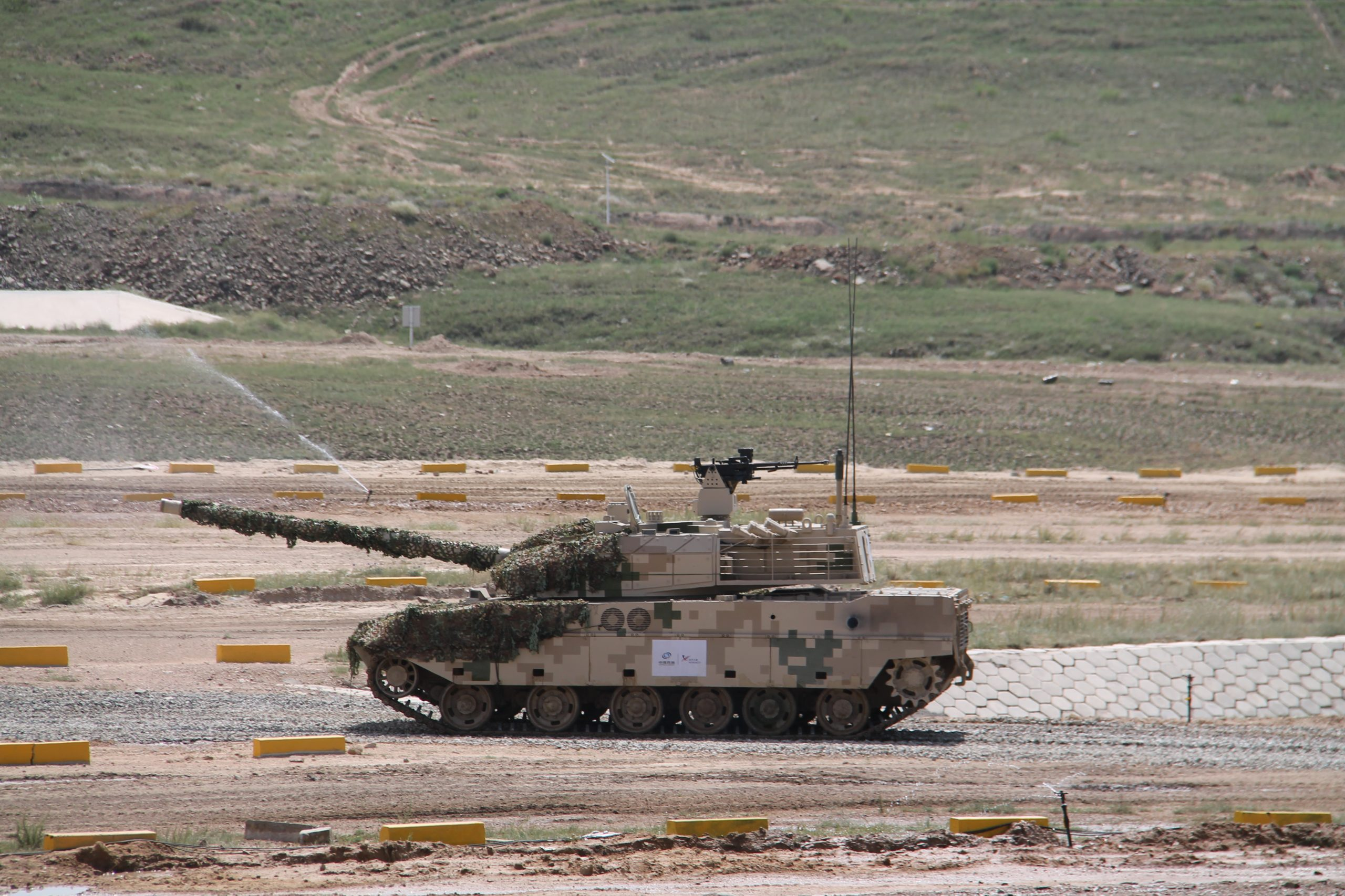 Norinco VT5 Lightweight MBT