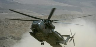 CH53-Helicopter