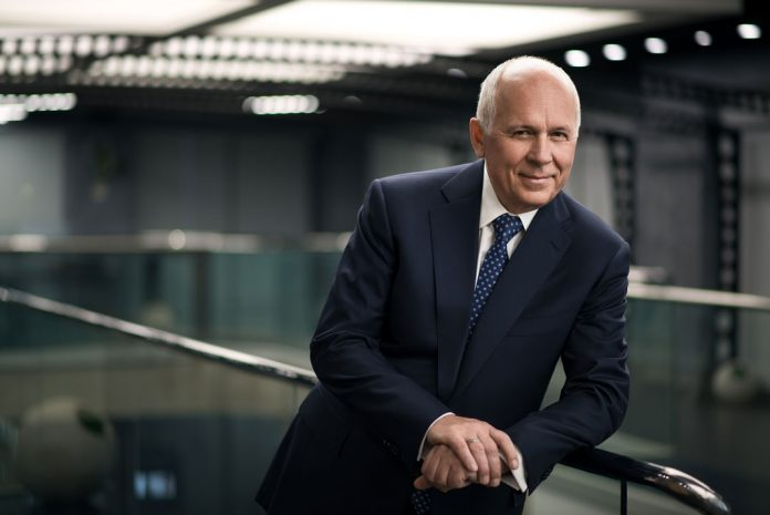 CEO of Rostec Corporation - Sergey Chemezov