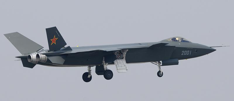 Chengdu-J-20