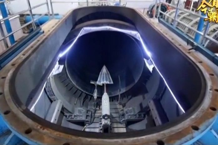hypersonic glide vehicle testing