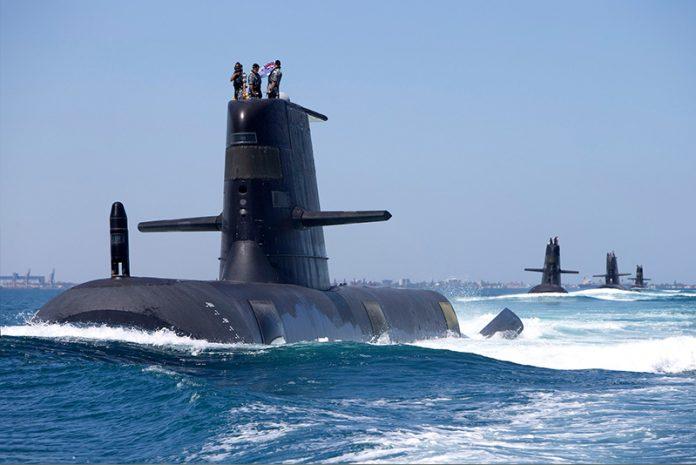 Colllins-Submarine